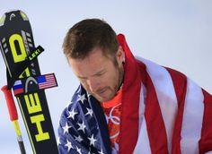 Bode Miller Super G win [2014 Winter Olympics Sochi Russia] Go Bode!! what a pleasure to watch him ski...