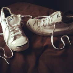 The most beautiful shoes... Jack Purcell for ever