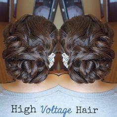 Hair bun formal brides Ideas for 2019 Short Hairstyles 2015, Vintage Hairstyles, Bun Hairstyles, Straight Hairstyles, Wedding Hairstyles, Before And After Haircut, Medium Hair Styles, Long Hair Styles, New Hair Growth