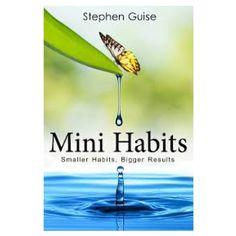 Libro del día! Etiquetar a vuestros amigos interesados! __  Mini Habits  Stephen Guise  Desarrollo personal  127 pág.  1050  Los que me conocéis sabéis lo mucho que hablo de la importancia de tener hábitos buenos en vuestra vida. El 90% del tiempo estamos controlado por hábitos acciones que hemos hecho en el pasado. Aun conociendo esta información y la importancia de los hábitos muchos de nosotros seguimos sin crear hábitos saludables y que nos apunten en la dirección apropiada. En este…