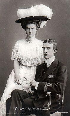 Prinz Wilhem und Prinzessin Maria von Schweden, Prince and Princess of Sweden | Flickr - Photo Sharing!