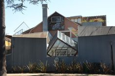 CAs Architecture | Roll past the Santa Monica house that announced Frank Gehry's talents and annoyed his neighbors