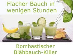 Tasty Smoothies For Weight Loss Best Smoothie, Ginger Smoothie, Smoothie Drinks, Detox Drinks, Healthy Drinks, Healthy Dinner Recipes, Cucumber Smoothie, Superfood, Food Porn