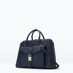 ZARA - SALE - OFFICE CITY BAG