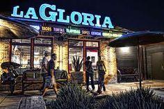 La Gloria Ice House in San Antonio, Glorious Food!