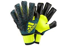 adidas Ace Trans Ultimate Goalkeeper Gloves. Grab a pair from SoccerPro!