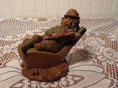 Vintage Tom Clark Figurine  - Tom Clark Mulligan Gnome Statue  -  16-247 by BubbiesMemories on Etsy