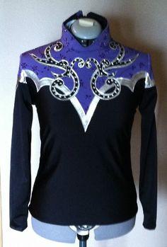 get-on-th-rail-designs horsemanship shirt