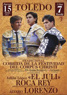 Bullfighting tickets. Tickets for bullfights in Madrid and Sevilla: Cartel Copus Toledo