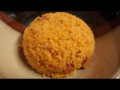 Arroz con Salchichas - YouTube