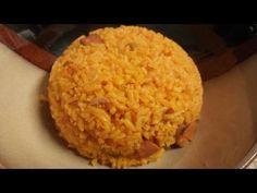 Arroz con Salchichas - YouTube