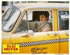 Taxi Driver lobby card