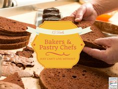 Baking & Pastry Chef Tools