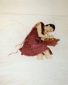 "felts:  "" Sofia Coppola by Juergen Teller for Marc Jacobs  """