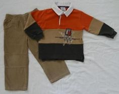 15 pc Lot Boys Clothing Size 3T-Old Navy, South Pole, Okie Dokie, Players Expres