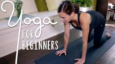 Yoga For Complete Beginners - 20 Minute Home Yoga Workout! (+playlist)