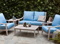 Argento Lounge Group by Jensen Leisure, available at Rich's for the Home (or you can special order it).
