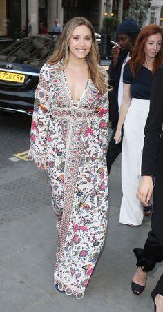 Elizabeth Olsen  #ElizabethOlsen Outside Tory Burch Regents Street Store Launch in London 22/05/2017 http://ift.tt/2ve36br