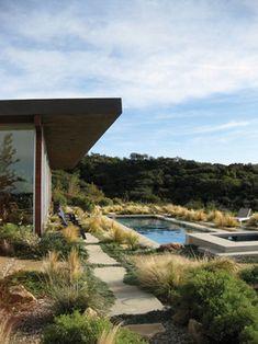 No Lawn Landscapes Design, Pictures, Remodel, Decor and Ideas