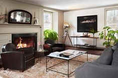 A Thoughtfully Refined and Restored Treasure in the Berkshires