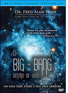 """O Segredo da Lei da Atração 1 (DVD)   O Big-Bang Dentro de Você.   O Dr. Fred Alan Wolf (personagem central de """"Quem Somos nós?"""" e o mestre de """"O Segredo""""), nos revela que somos material cósmico. Nos ensina que dentro de nós existe um big-bang de possibilidades infinitas, probabilidades que o universo nos apresenta…  Somos muito mais do que acreditamos ser... e podemos explorar o universo quântico dentro do big-bang que sucede a cada instante dentro de nós."""