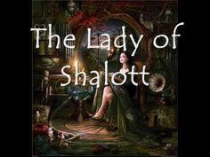 The Lady of Shalott (Poem by Tennyson put to music) by Loreena McKennitt with Lyrics