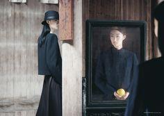 Anhui Village, China   LIFE Magazine by Matthieu Belin, via Behance