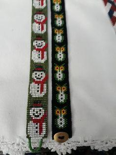Bead Loom Bracelet Patterns, Bead Loom Bracelets, Beaded Wrap Bracelets, Beaded Jewelry Patterns, Beading Patterns, Bead Loom Designs, Seed Bead Projects, Pony Bead Patterns, Tear