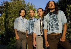 Chicano Batman will join KCRW DJ Anthony Valadez for the final #MadeinLA Music event! Join us in the Hammer courtyard this Thursday (8/9) to conclude our summer music series with drinks, art, and hopefully lots of dancing. Galleries will be open late, and as always, Thursday's are #free.   (Photo from The Daily Bruin, courtesy of Carmen Luceno.)