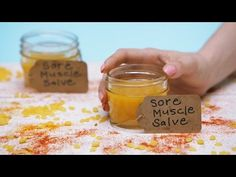 This warming salve is just what your sore muscles need. POPSUGAR Fitness offers fresh fitness tutorials, workouts, and exercises that will help you on your r...