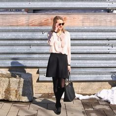 Sharing one of my go-to business casual looks today on thelilacpress.com #workwear #urbanchic #ootd www.liketk.it/2c5Re #liketkit : @jenvesp Delete Comment
