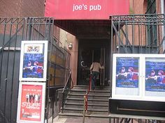 Joe's Pub, New York City