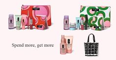 Bonus time at Nordstrom starts today. Get your Clinique gifts now.