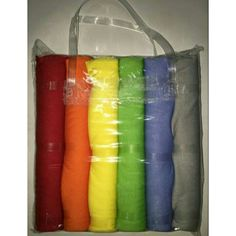 Bedong kaos rainbow grey sz90x110cm 1sr 6pak x @98500