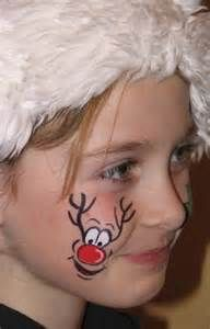basic set up as our face painting page but with christmas themed faces Christmas Face Painting, Christmas Paintings, Christmas Art, Christmas Wreaths, Face Painting Designs, Paint Designs, Tinta Facial, Cheek Art, Initial Tattoo