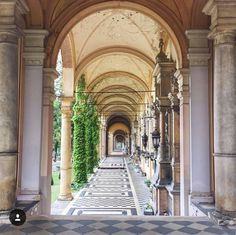 """Located a little away from #Zagreb city centre but easily accessible by public transport is """"heavenly"""" beautiful #Mirogoj #cemetery. Designed by Hermann Bolle in 1876 at the base of Mount Medvevednica the cemetery is counted among the top 10 #cemeteries in #Europe. Thanks for sharing @ladyivance  #croatiatips #croatia #croatiafullofstories #wanderland #wanderlust #sharetravelpics #traveladdict #touristdestination #travelpics #travel #travelblogger #croatiablogger #blogger #ourplanetdaily…"""