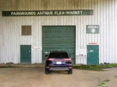Road Trip ProTip: Searching for that next antique find? Try taking a drive along Louisiana's antique trail, where you'll explore dozens of local flea markets. Lincoln Mkc, Flea Markets, Searching, Entrance, Trail, Road Trip, Garage Doors, Explore, Marketing