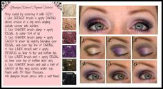 How-to create these fab eyes
