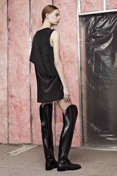 Alexander Wang   Pre-Fall 2014 Collection   Style.com