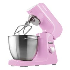 Pastel Mint Green Stand Mixer with Beater, Whisk, Food Grinder and Dough Hook Attachments - The Home Depot Kitchen Stand Mixers, Small Kitchen Appliances, Kitchen Aid Mixer, Best Stand Mixer, Stainless Steel Bowl, Pastel Mint, Decoration, 6 Years, Mint