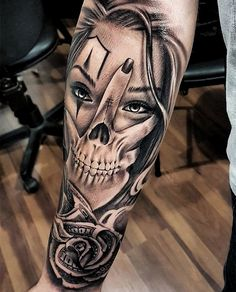 Half Sleeve Tattoo Ideas For Men - The best image about tattoo frauen par . - Half Sleeve Tattoo Ideas For Men – The best image about tattoo frauen for your taste You are - Chicanas Tattoo, Throat Tattoo, Forarm Tattoos, Tattoo Hals, Head Tattoos, Life Tattoos, Body Art Tattoos, Gangsta Tattoos, Tattoo Forearm
