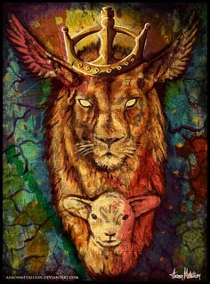 The Holy Trinity ! by AaronMetallion.deviantart.com on @deviantART
