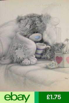 Tattie Tedy get well Teddy Bear Quotes, Teddy Bear Images, Teddy Bear Pictures, Tatty Teddy, Mery Chrismas, Bear Graphic, Blue Nose Friends, Love Bear, Cute Teddy Bears