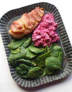 Heimelaga rødbetsalat & middagstips - LINDASTUHAUG Grill Pan, Tuna, Grilling, Health, Kitchen, Griddle Pan, Cooking, Health Care, Crickets
