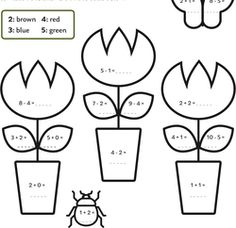 1st Grade Math Worksheets & Free Printables