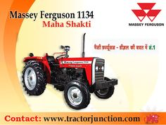 ‪#‎MasseyFerguson‬ ( MF ) 1134 ‪#‎tractor‬ complete specification details Online at http://www.tractorjunction.com/ Online showroom for launched multiple brands ‪#‎tractors‬. http://bit.ly/1Unmh3U