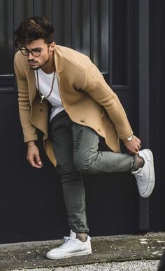 44 Cozy Casual Style Outfits Trending Now fashion Stylish Outfit Ideas Stylish Men, Stylish Outfits, Men Casual, Casual Wear, Trending Now Fashion, Fashion Mode, Fashion Trends, Fashion Clothes, Fashion Blogs