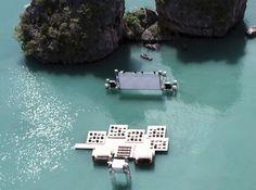 Floating Cinema Thailand