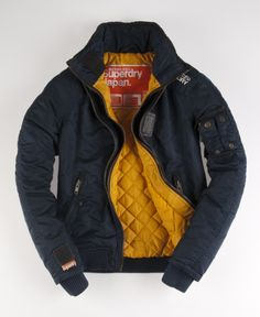Jet Jacket from Superdry $250