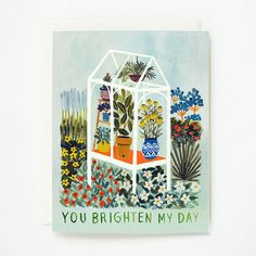 New greeting cards from Quill & Fox include punny birthday cards and lovely botanicals and florals for everyday and birthday. Photo Tree, Craft Business, Illustrations, Painting Inspiration, Design Inspiration, Quilling, Card Stock, Birthday Cards, Etsy Seller